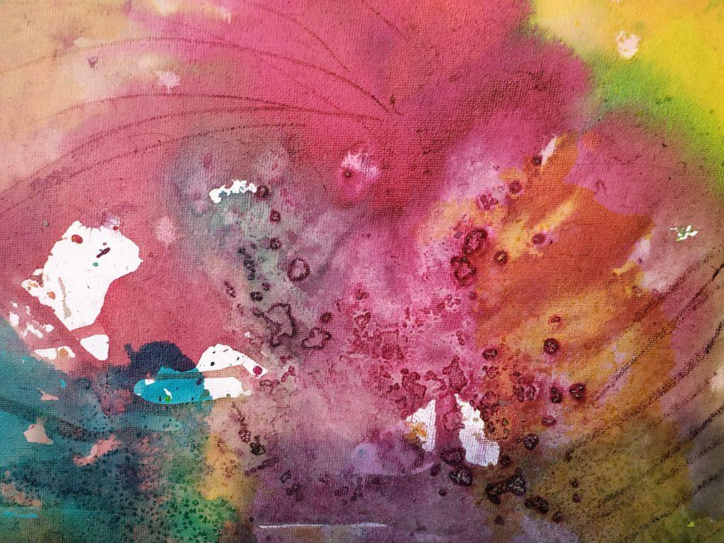 Levenslust II - 30 x 24 - Acryl op doek