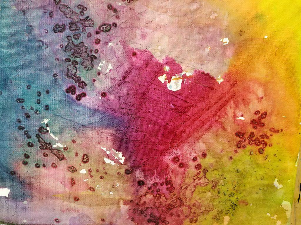 Levenslust III - 30 x 24 - Acryl op doek